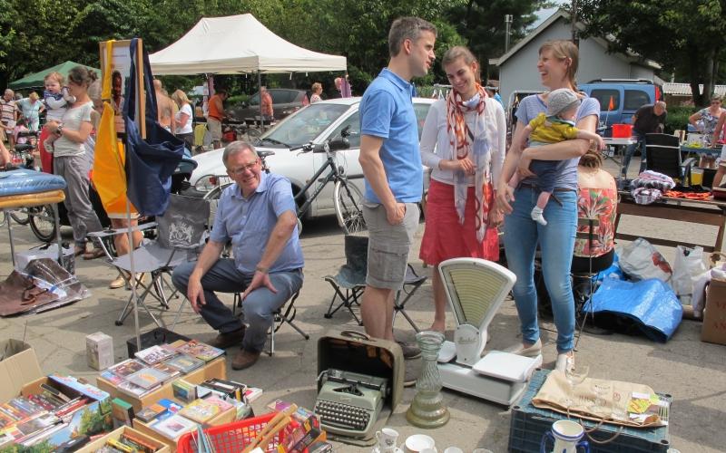 Rommelmarkt Gent 17.07.2016